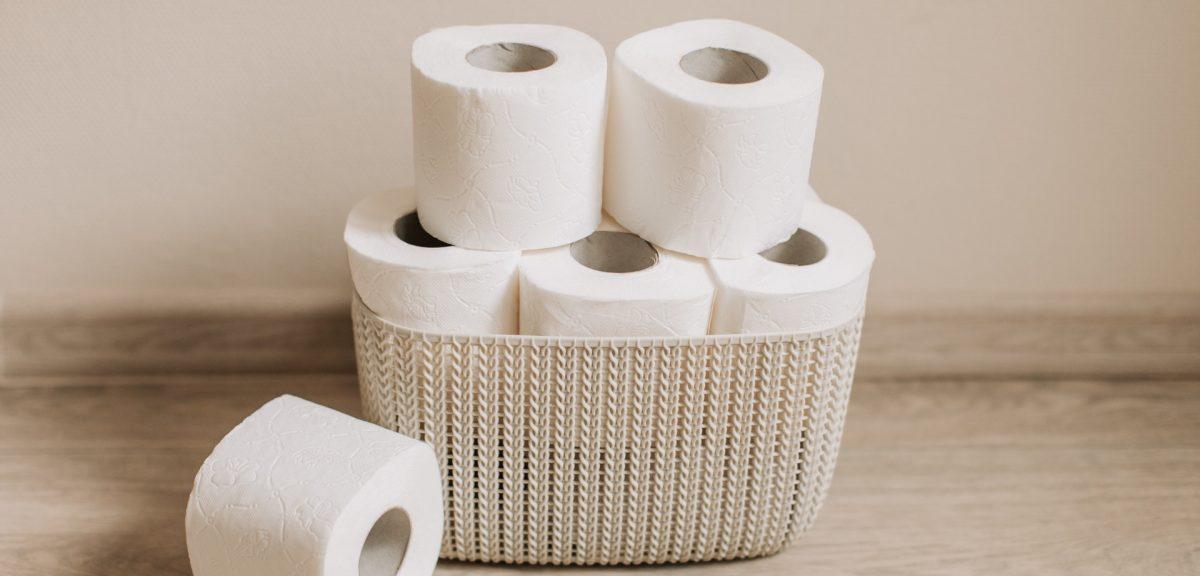 Toiletpapier aanbiedingen aan werknemers